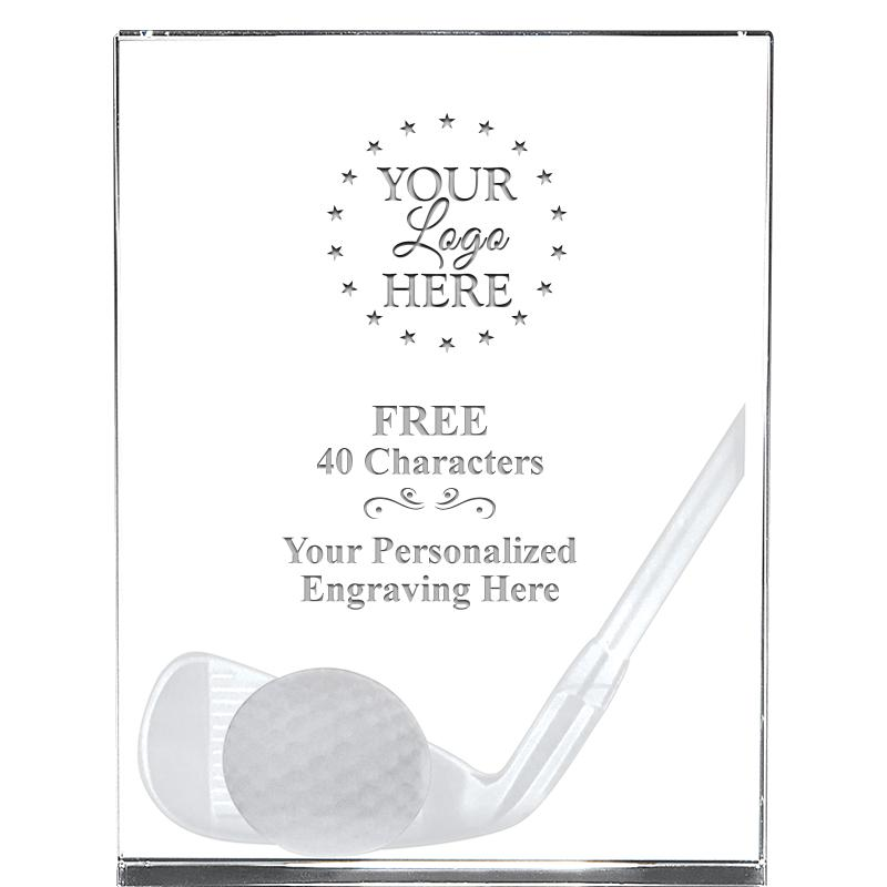 Photoreal Golf Crystal
