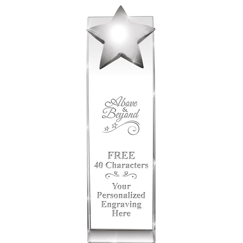 Star Recognition Crystal Tower