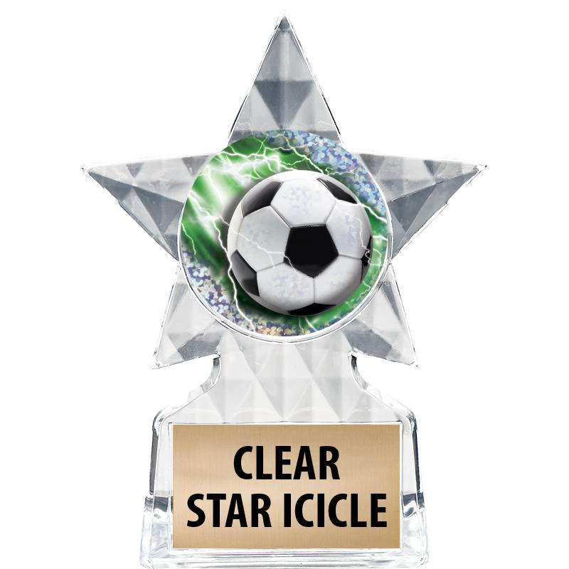 ICICLE INSERT STAR TROPHY