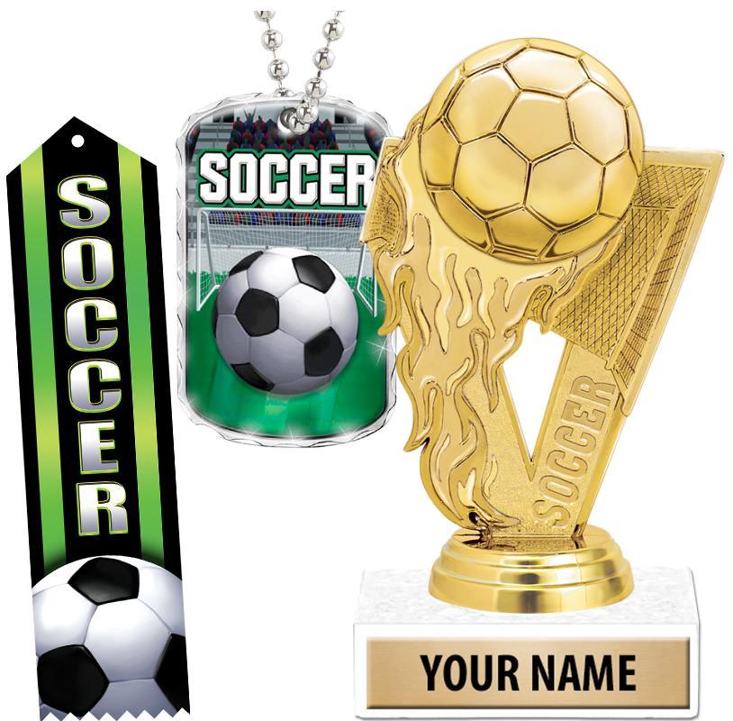 Soccer Tro-Favor Value Pack