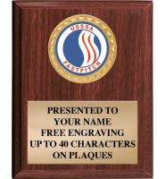USSSA Classic Wood Plaques
