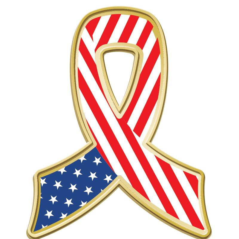 Awareness Insert Ribbon Pin