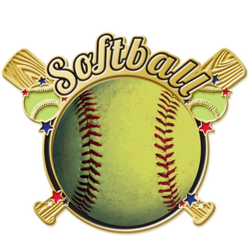 Softball Insert Pin