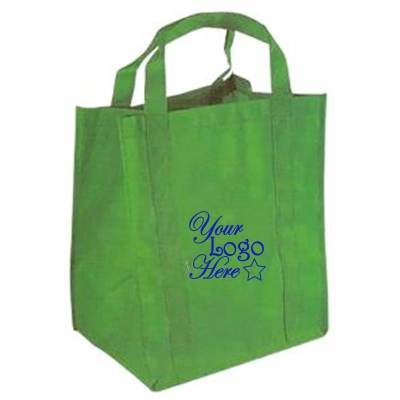 GO GREEN-ENVIRONMENTAL TOTE