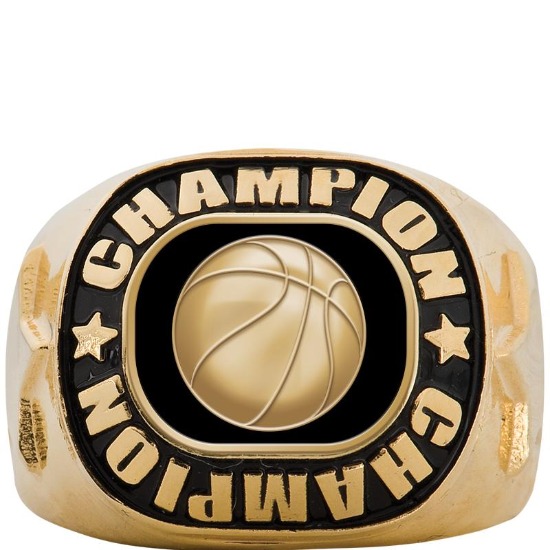 CHAMPIONSHIP GOLD RING SIZE 6