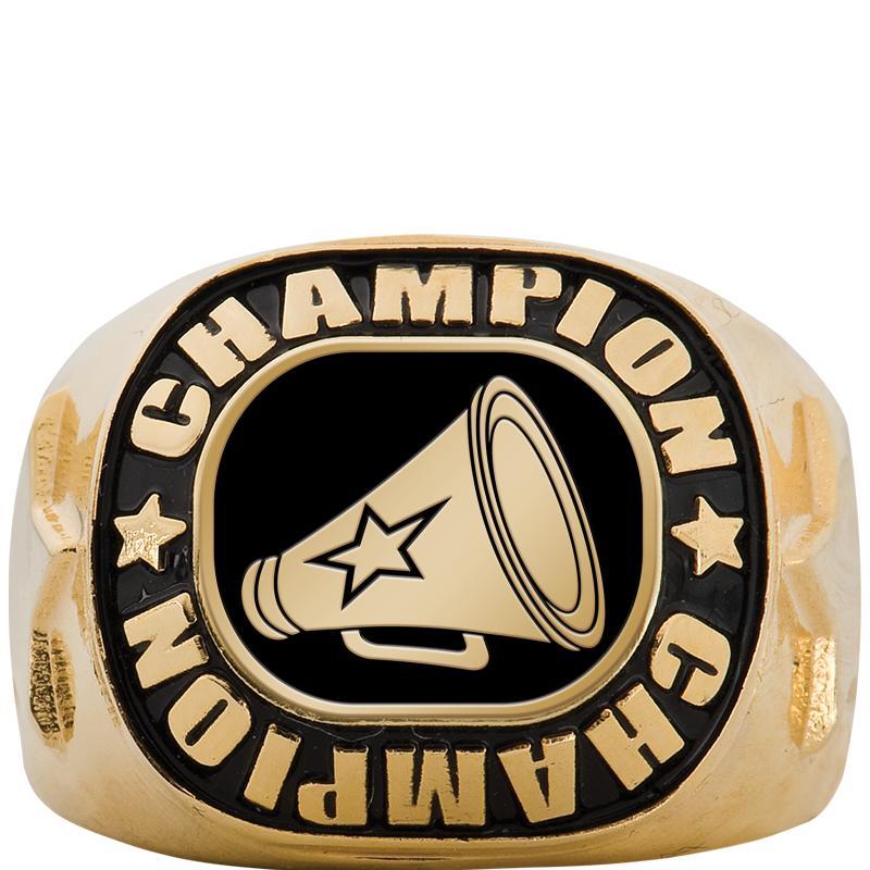 Gold Championship Insert Ring