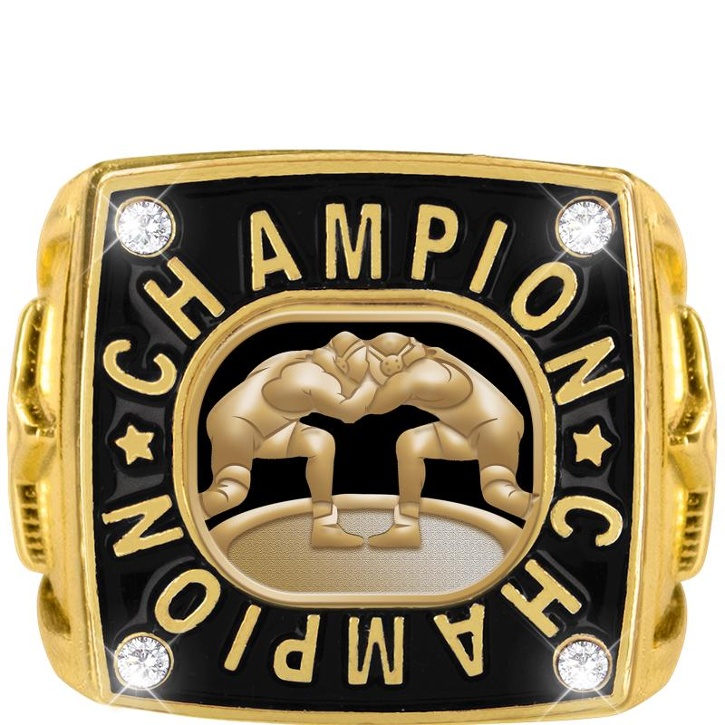 CHAMPION CHAMP 2.0 RING SZ 6