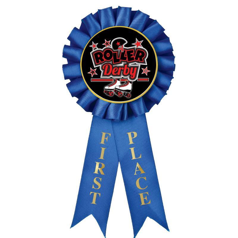1st Place Rosette Ribbon