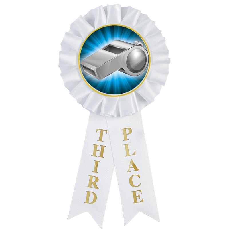 3rd Place Rosette Ribbon