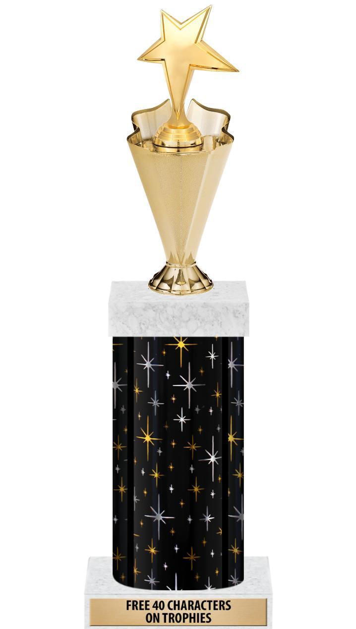 Deluxe Cup Trophies