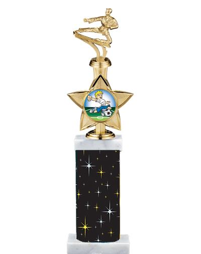 Deluxe Idol Insert Star Trophies