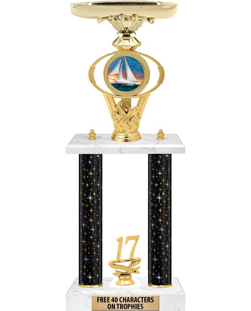 """22"""" MIDNIGHT BLK -2 PSTR OVL R"""