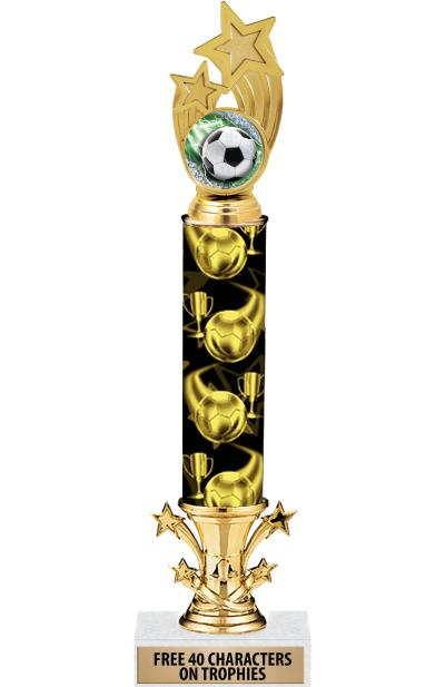 Classic Starbell Holder Trophy