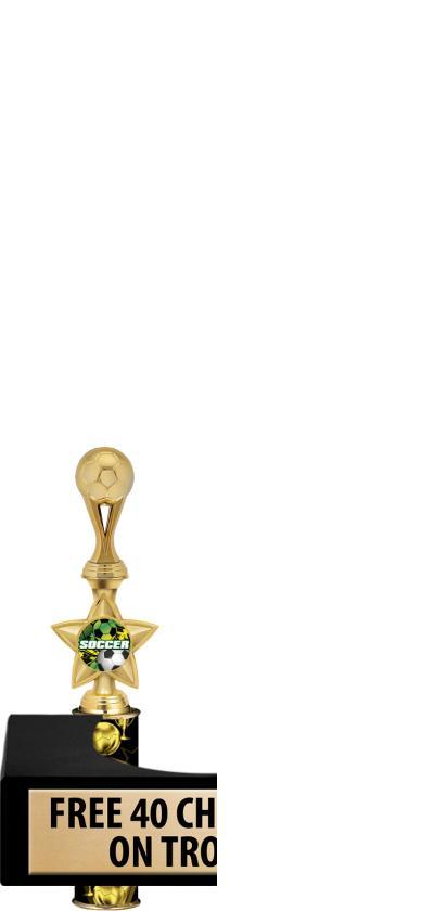 Riser Column Trophy