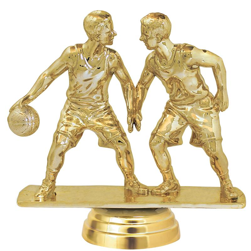 "6"" WHITE MARBLE BASE TROPHY"