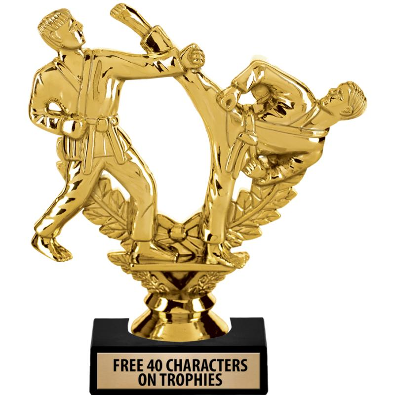 PARTICIPATION TROPHY