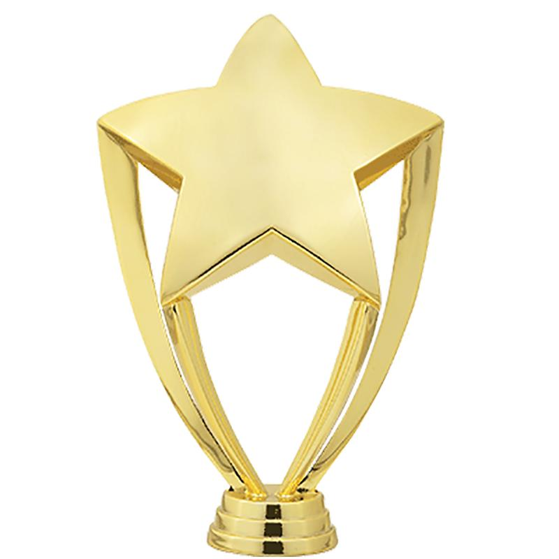 """6"""" WHITE MARBLE BASE TROPHY"""