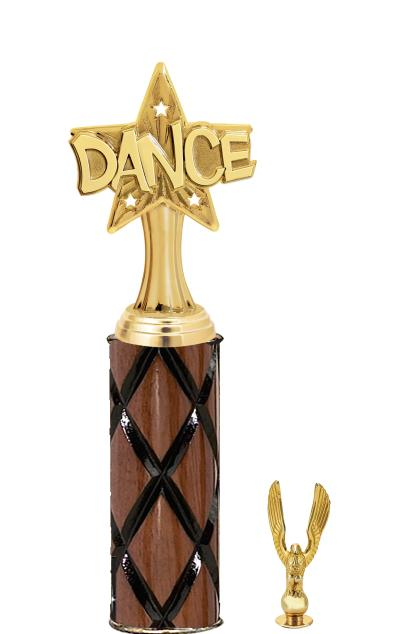 "10""-12"" Classic Trim Wood Column Trophies"