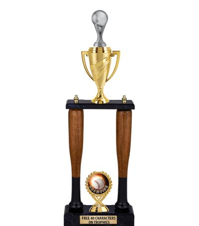 "24""BASEBALL BAT TROPHY"