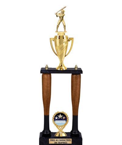 "24"" Baseball Bat Trophy"
