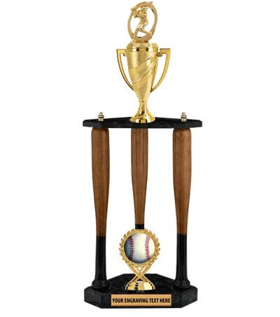 "40"" Baseball Bat Trophy"