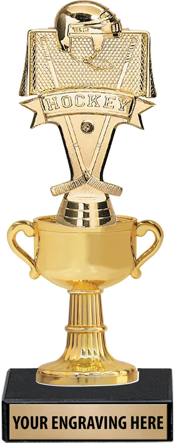 "8.5""GOLD CUP TROPHY"