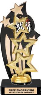 Backdrop Trophy - Gold
