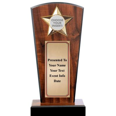 "16"" BROADWAY WOOD AWARD"