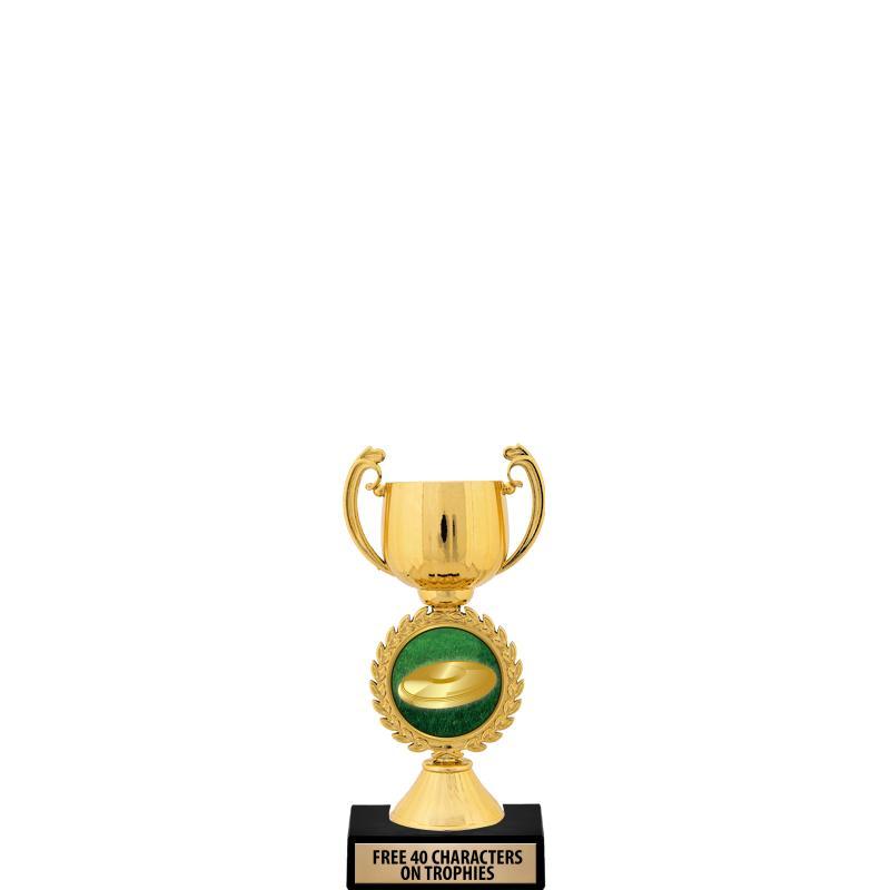 GOLD CHAPLET CUP TROPHY