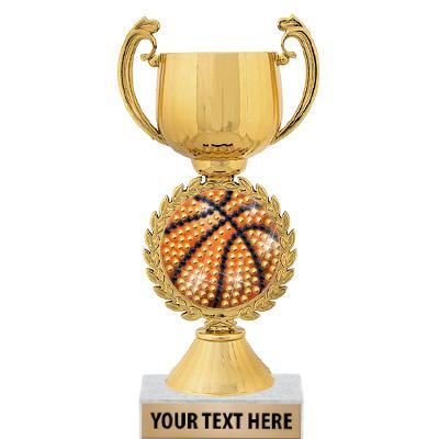 Chaplet Insert Cup Trophy