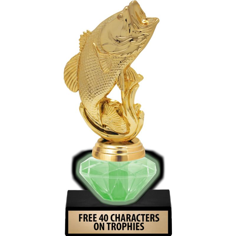 Fishing Trophies Fishing Medals Fishing Plaques And Awards