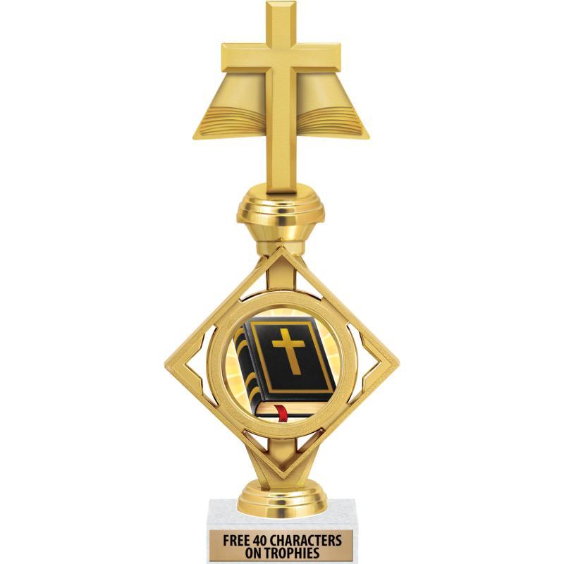 DIAMOND INSERT GOLD TRP