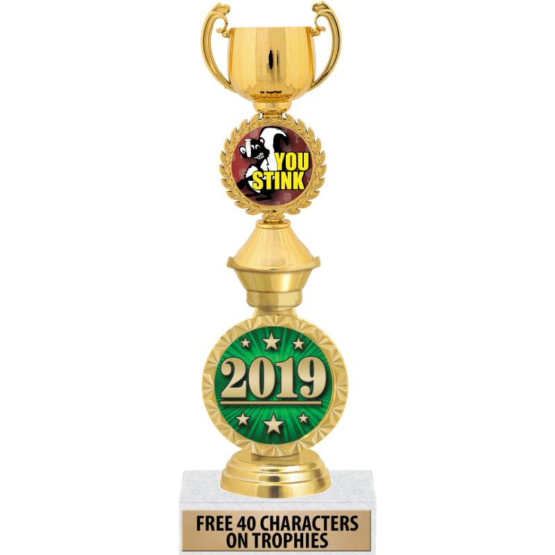 Funny Trophies | Funny Medals | Funny Plaques and Awards