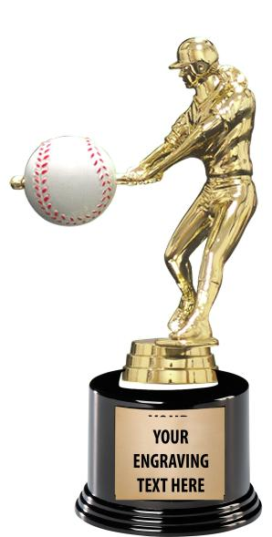 "7"" & 7 1/4"" Deluxe Trophy On Base"