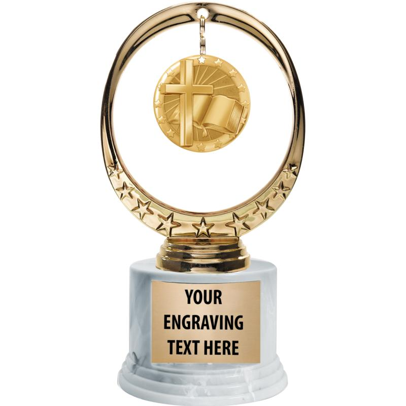 FLOATING MEDAL TROPHY