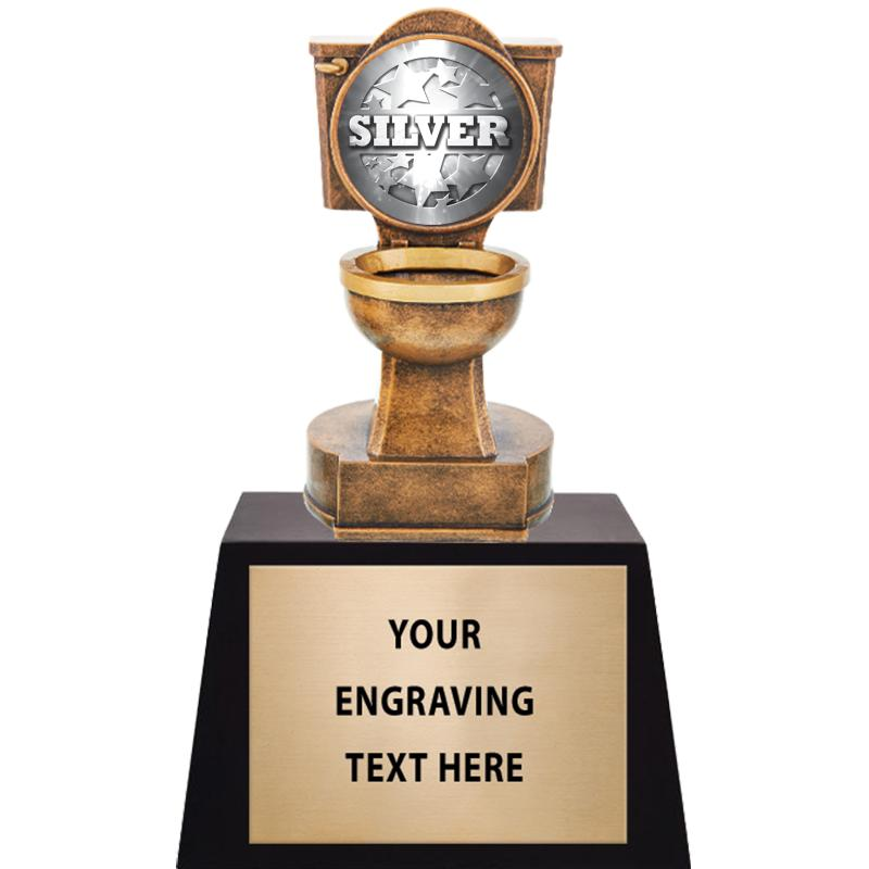"""9""""FOR THE LOSER STUD TROPHY"""
