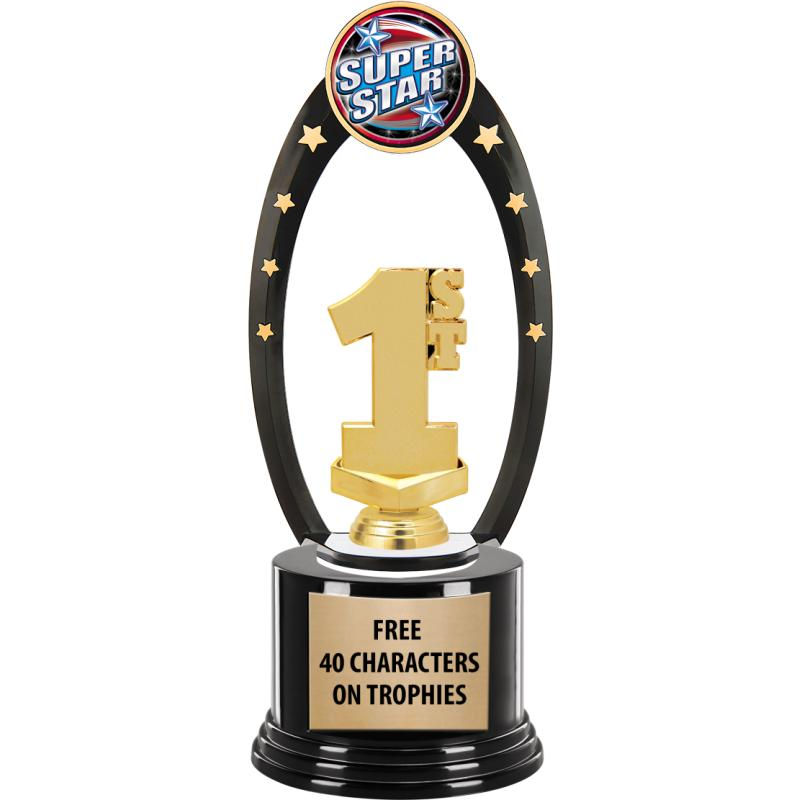 GATEWAY BACKDROP TROPHY