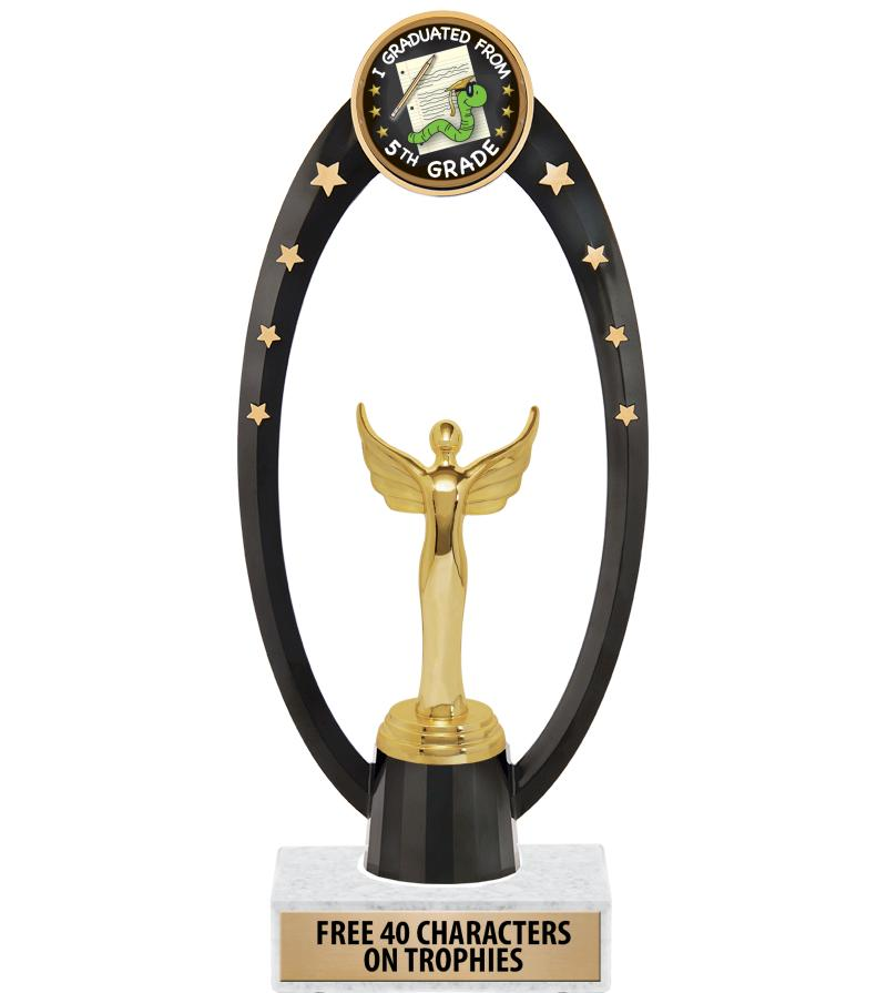 DELUXE GATEWAY BACKDROP TROPHY