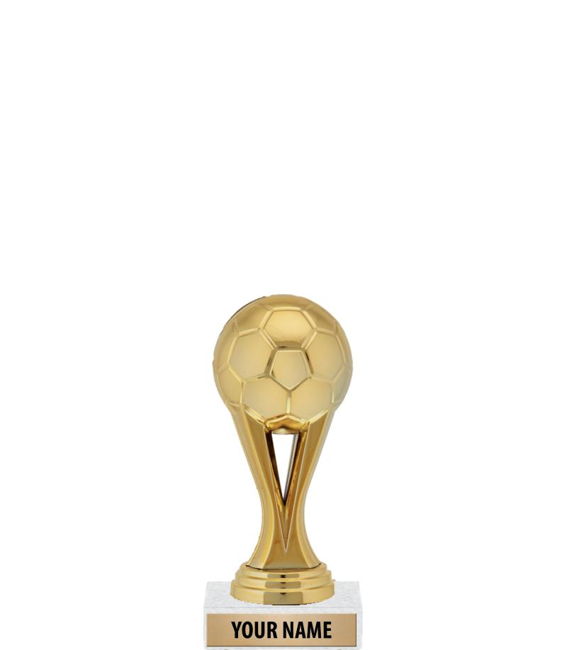 "6"" ICONZ GOLD TROPHY"