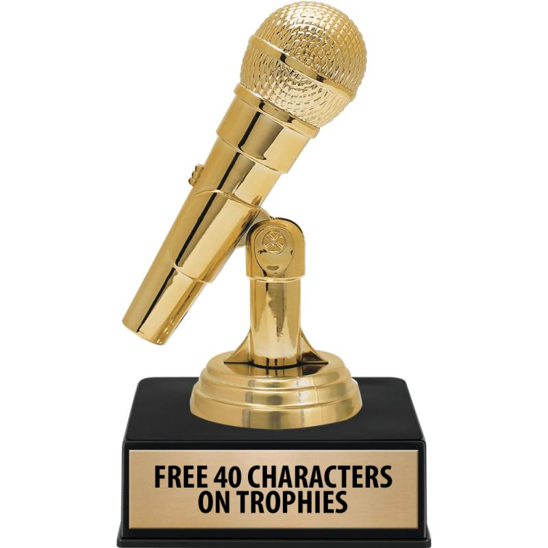 "7"" LUXURY BASE TROPHY"