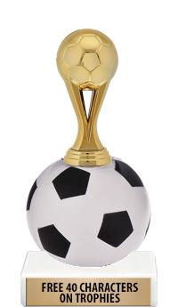 "9""SQUISHBALL SOCCER ECO TROPHY"