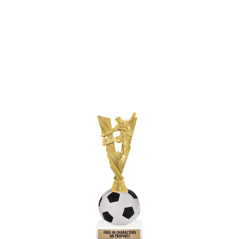 """9""""SQUISHBALL SOCCER ECO TROPHY"""