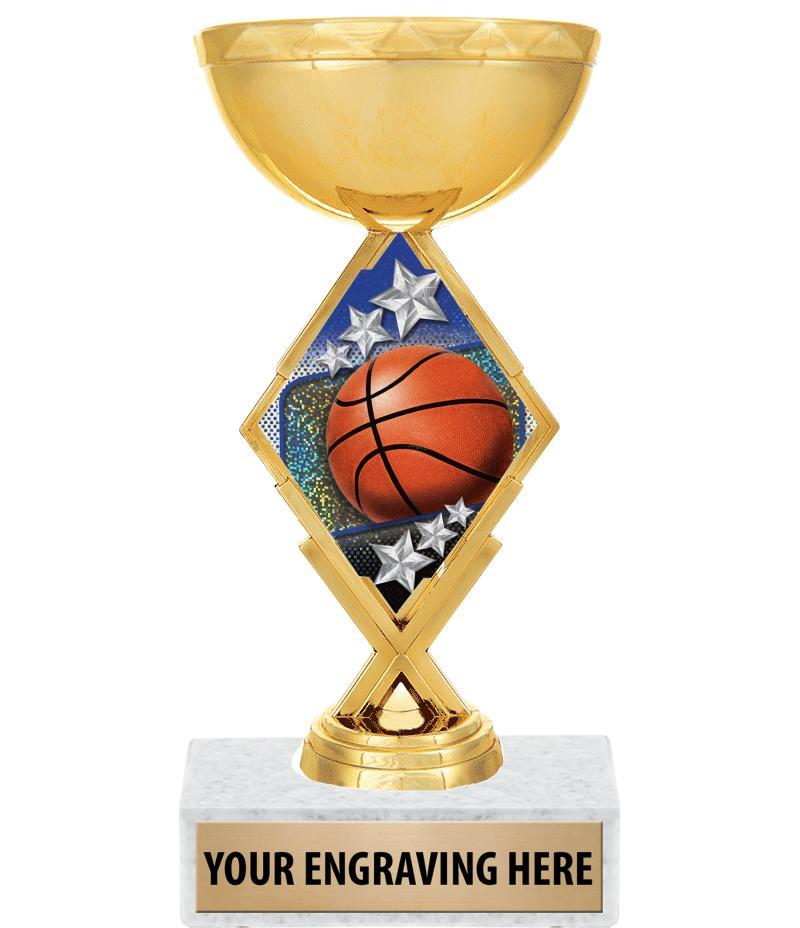 Royale Diamond Foil Card Cup Trophy