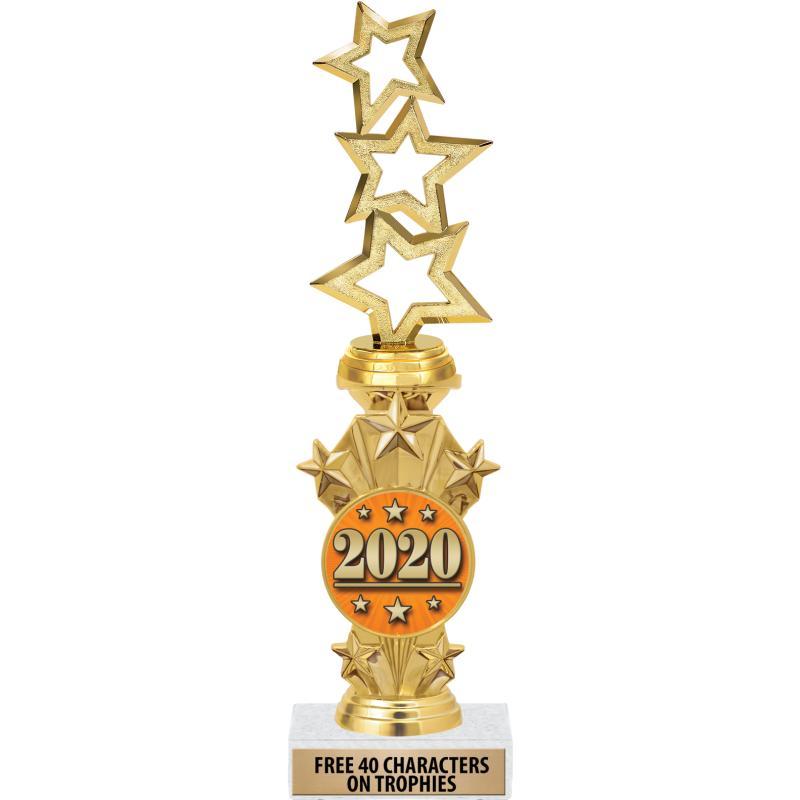 """12"""" STARBURST INSERT RISER TRP"""