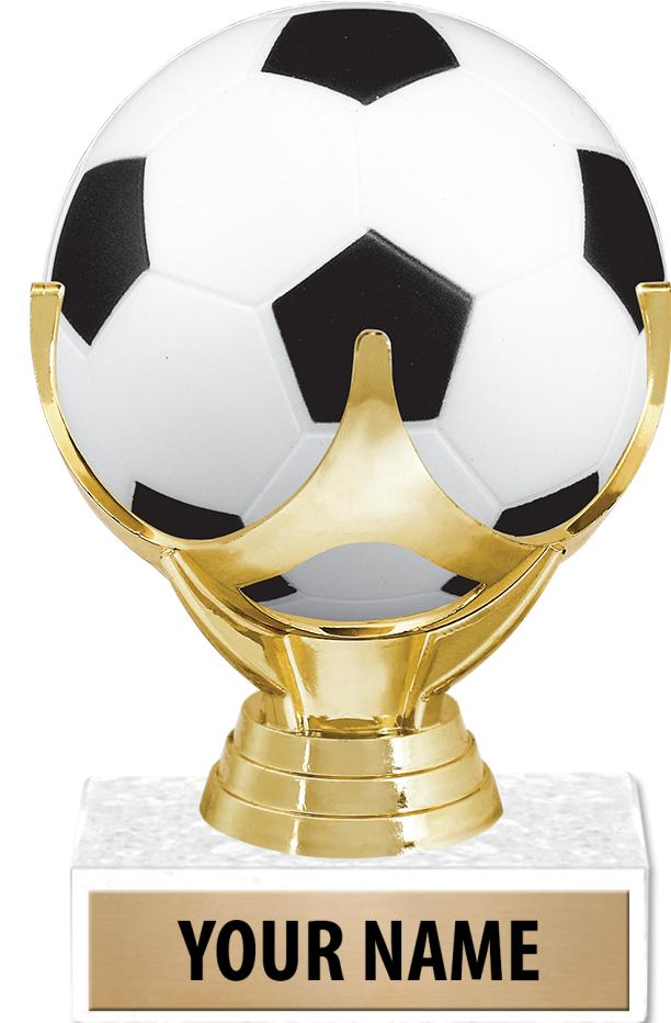 "4.5"" SQUISHBALL HOLDER TROPHY"