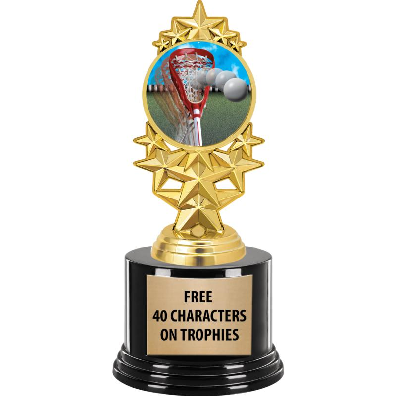 STAR STREAM INSERT TROPHY
