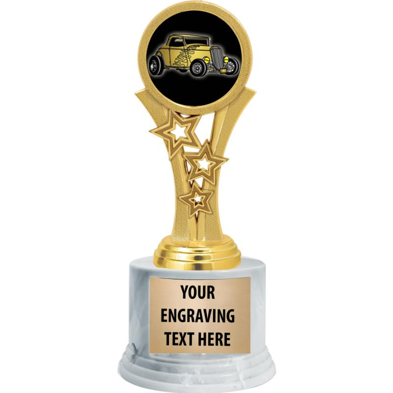 STARBEAM INSERT TROPHY