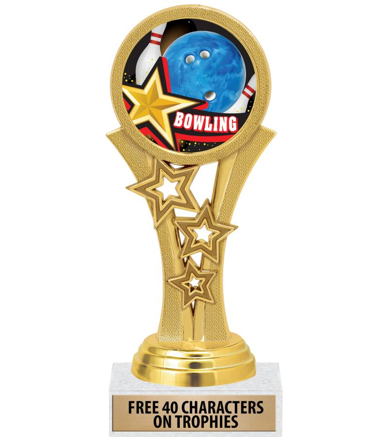 "5.5"" STARBEAM INSERT TROPHY"