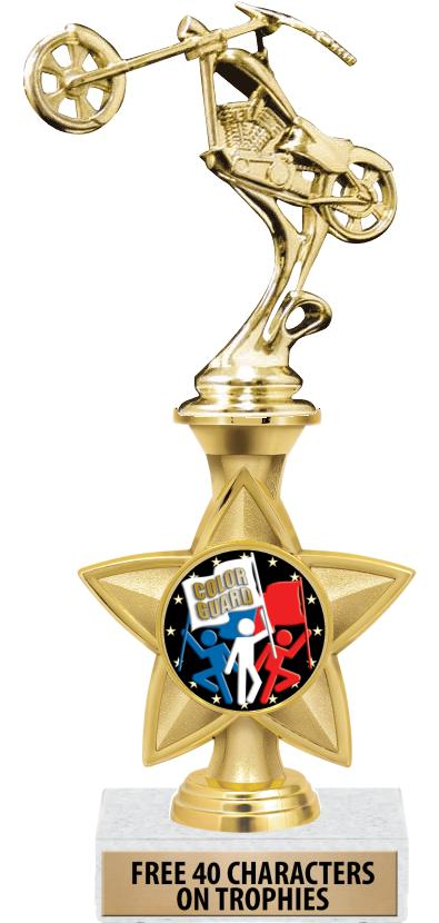 "11"" Idol Star 2"" Insert Trophy"