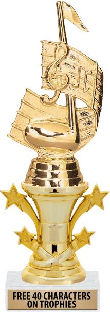 """8"""" STARBELL TROPHY"""